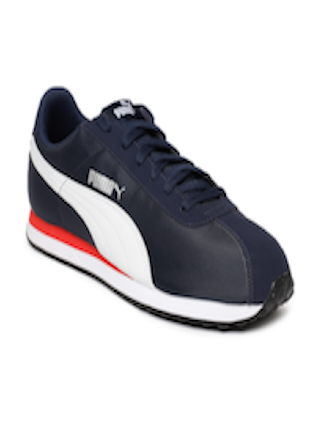 Buy Puma Men Navy Turin NL Sneakers - Casual Shoes for Men 4426015 ... f69d4e1d0
