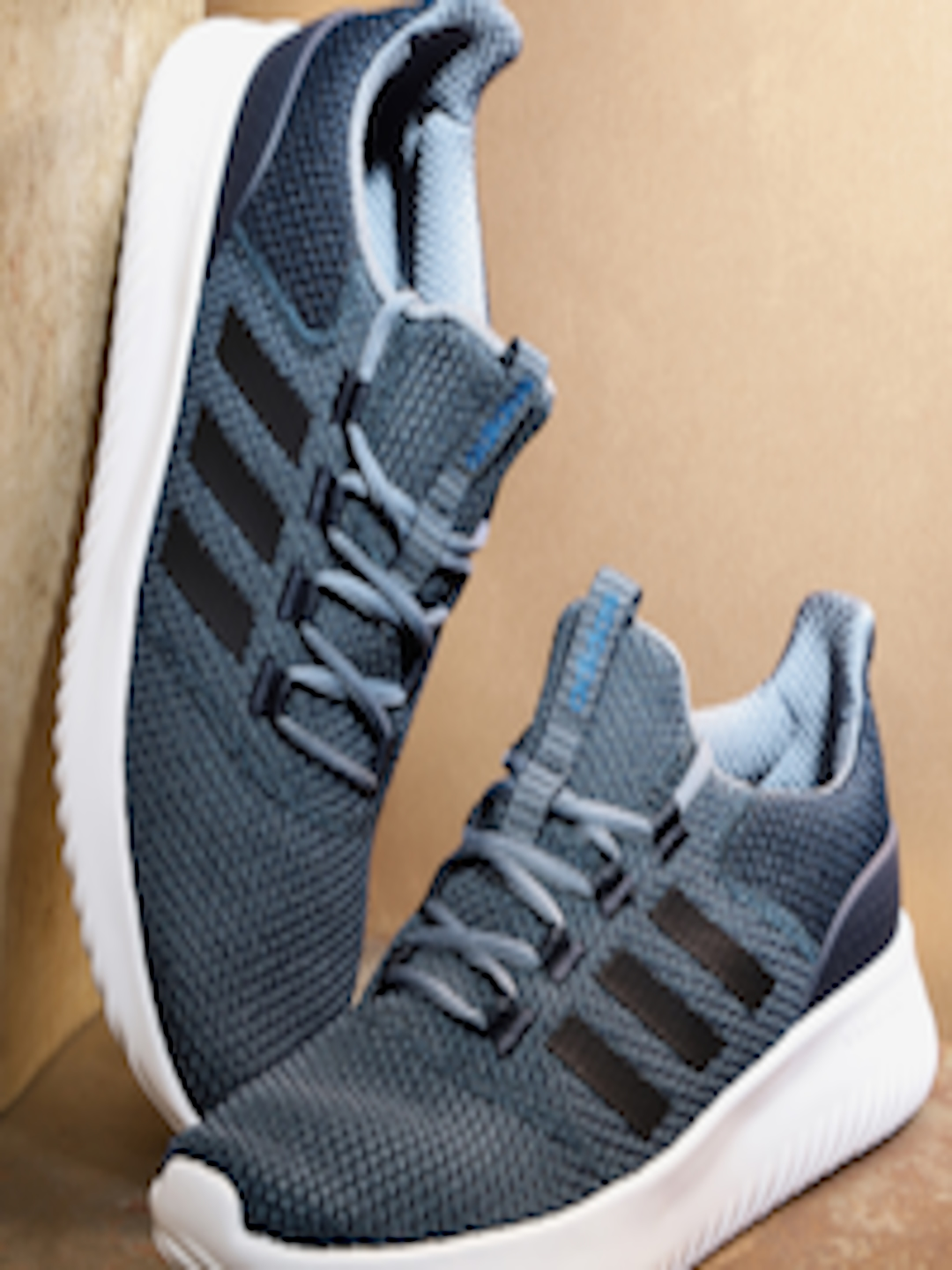 d6d429c61b09 Buy ADIDAS Men Navy Cloudfoam Ultimate Running Shoes - Sports Shoes for Men  4439095