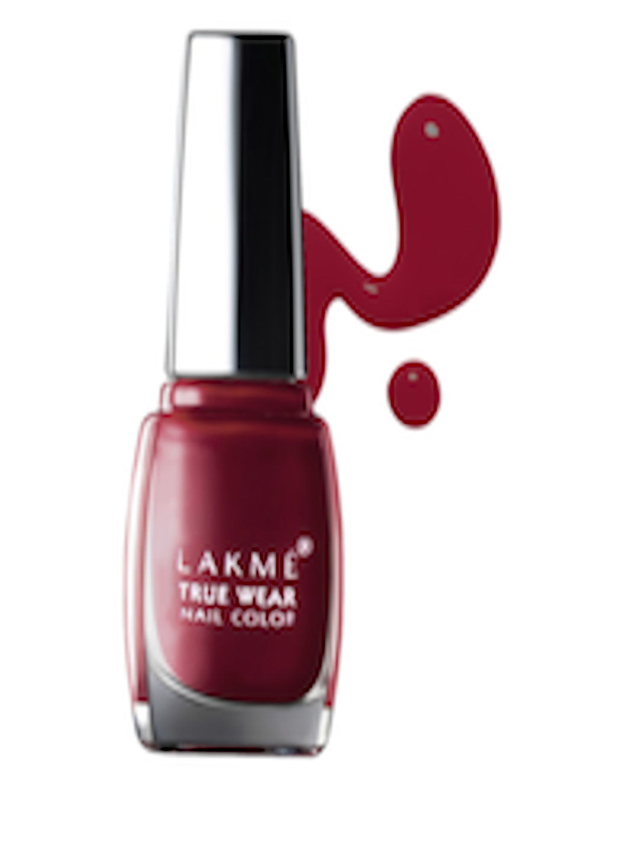 Buy Lakme Truewear Color Crush 25 Nail Polish Nail Polish For Women 55140 Myntra