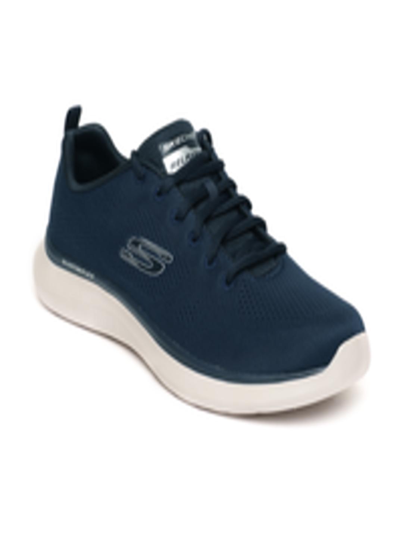 super beliebt limitierte Anzahl Markenqualität Buy Skechers Men Navy Blue QUANTUM FLEX ROOD Sneakers - - Footwear for Men
