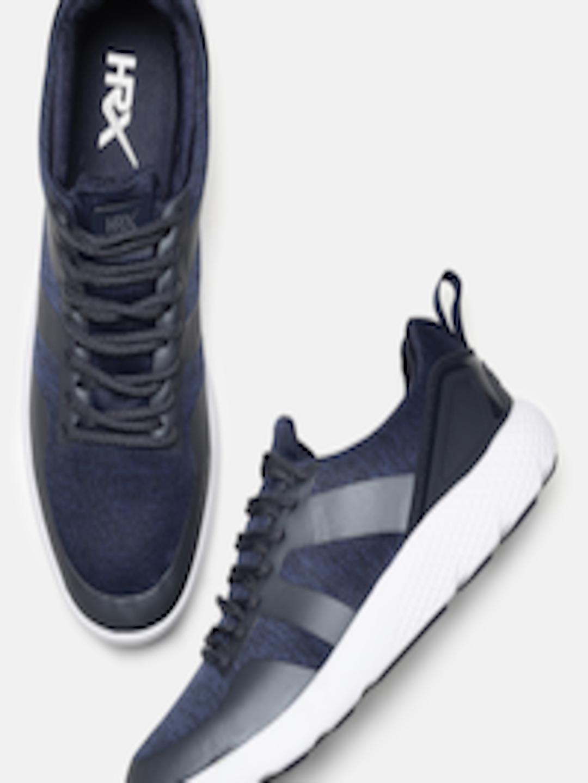 Men Navy Blue Rage-2 Running Shoes