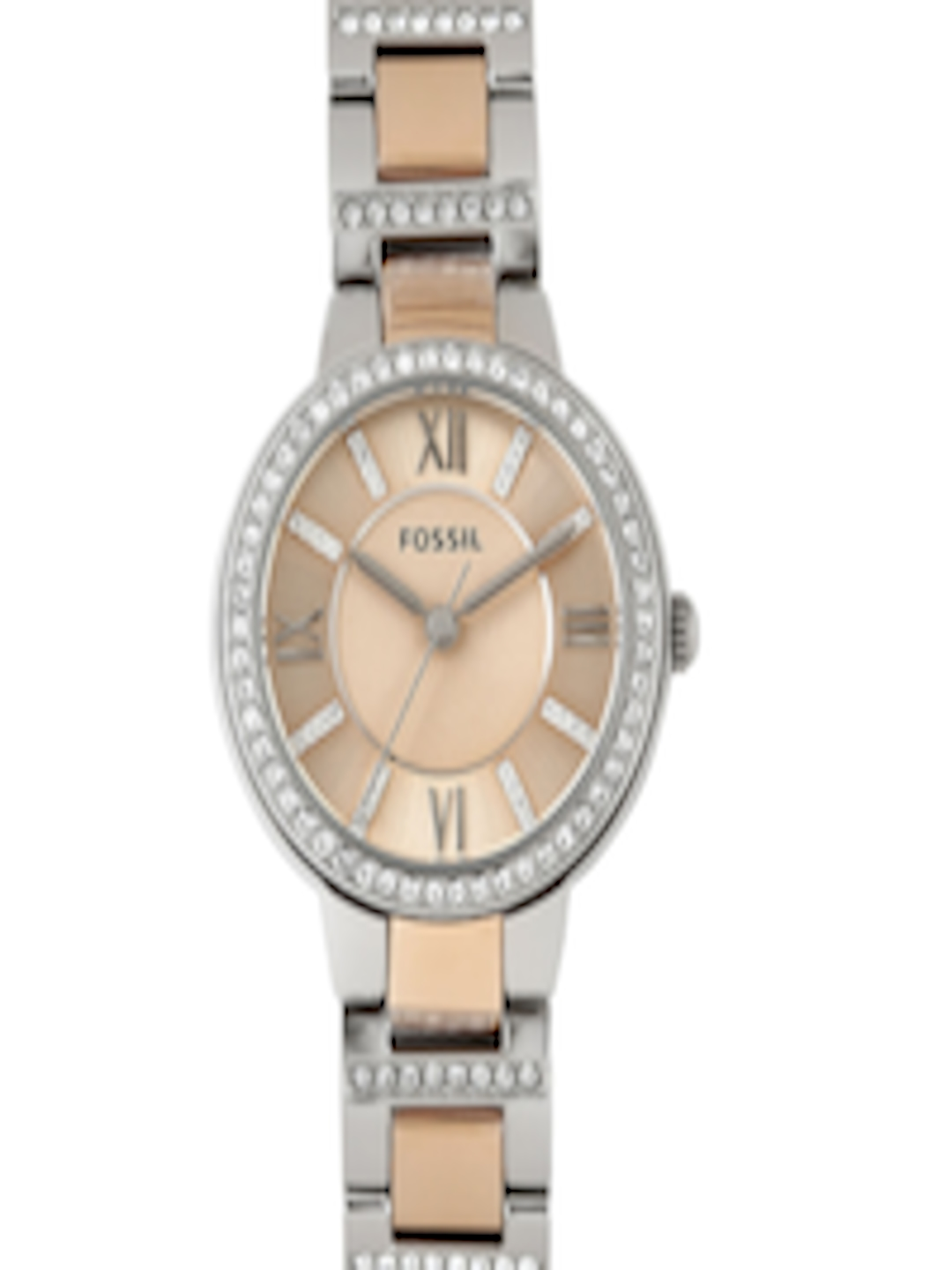 c19b53bf9ec2a Buy Fossil Women Rose Gold Toned Dial Watch ES3405 - Watches for Women  628961