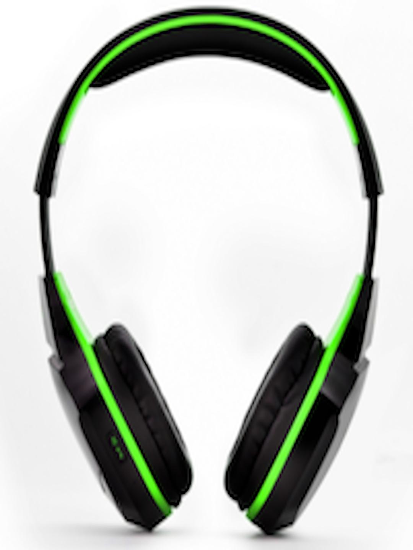 8de80923673 Buy BoAt Rockerz 510 Green Wireless Bluetooth Headphones ...