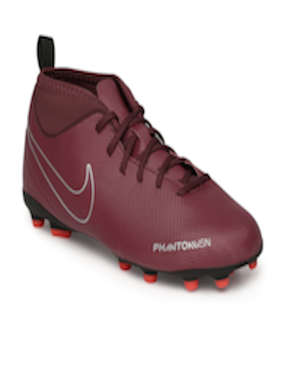 Buy Nike Kids Maroon JR OBRA 3 CLUB DF MG Football Shoes - Sports Shoes for  Unisex 6676788  e9674081150