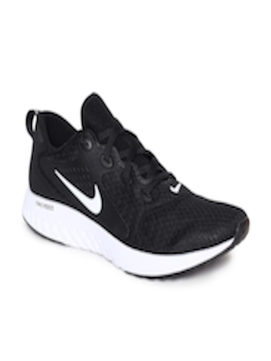 a88fd85882313 Buy Nike Men Black Legend React Running Shoes - Sports Shoes for Men  6676939