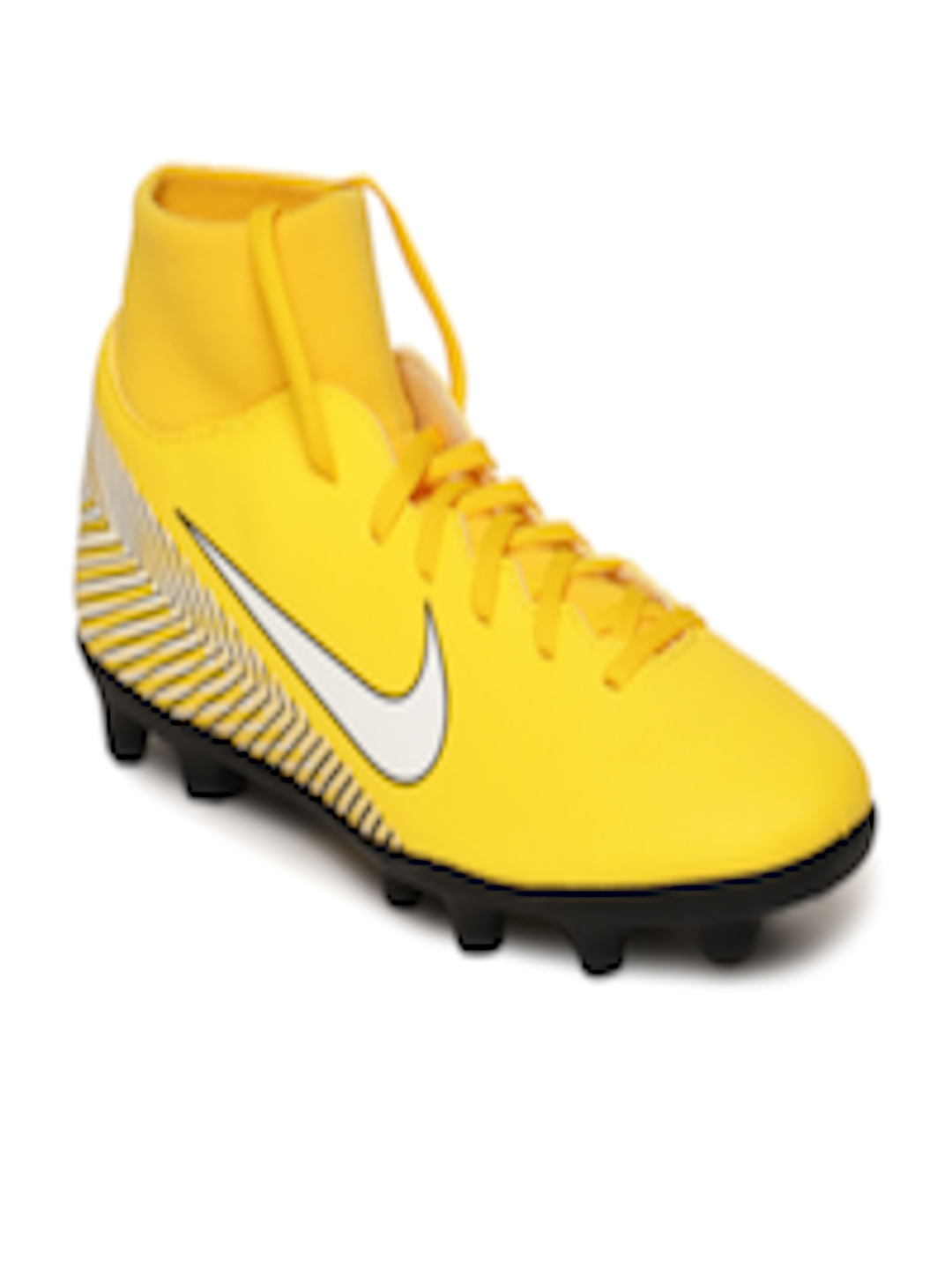 free shipping 36cf9 c13e1 Buy Nike Unisex Yellow Superfly 6 Club MG Football Shoes - - Footwear for  Unisex