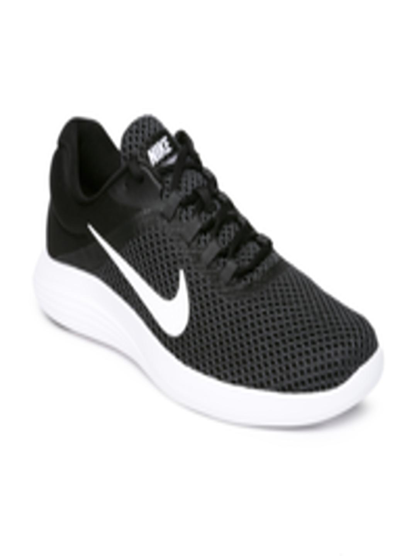 Buy Nike Men Black Lunar Converge 2 Running Shoe Footwear for Men