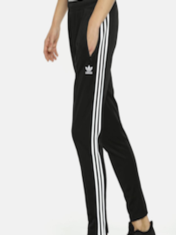 a30c98181a Buy ADIDAS Men Black BECKENBAUER Track Pants - - Apparel for Men