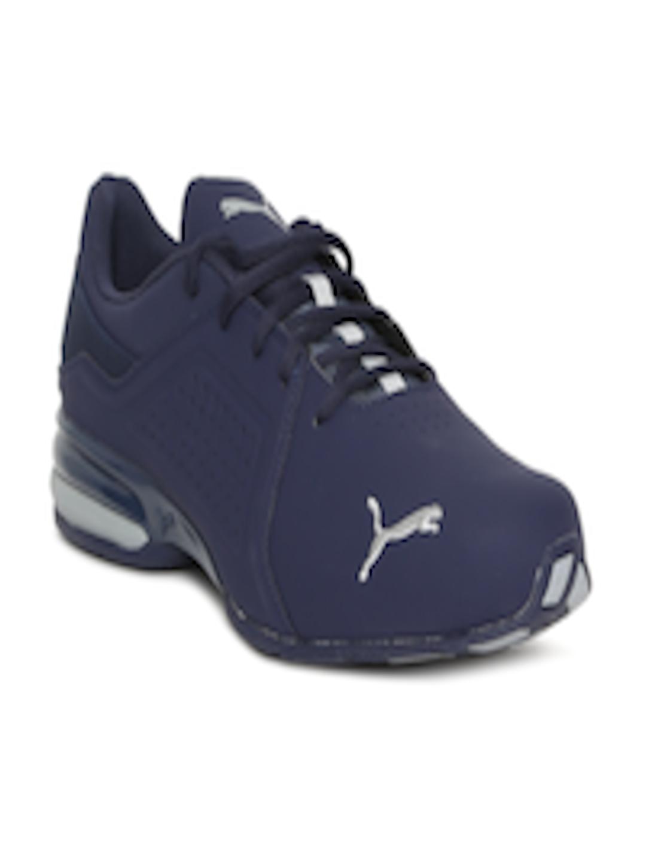 26312b46a15 Buy Puma Men Viz Runner Running Shoes - Sports Shoes for Men 6703469 ...