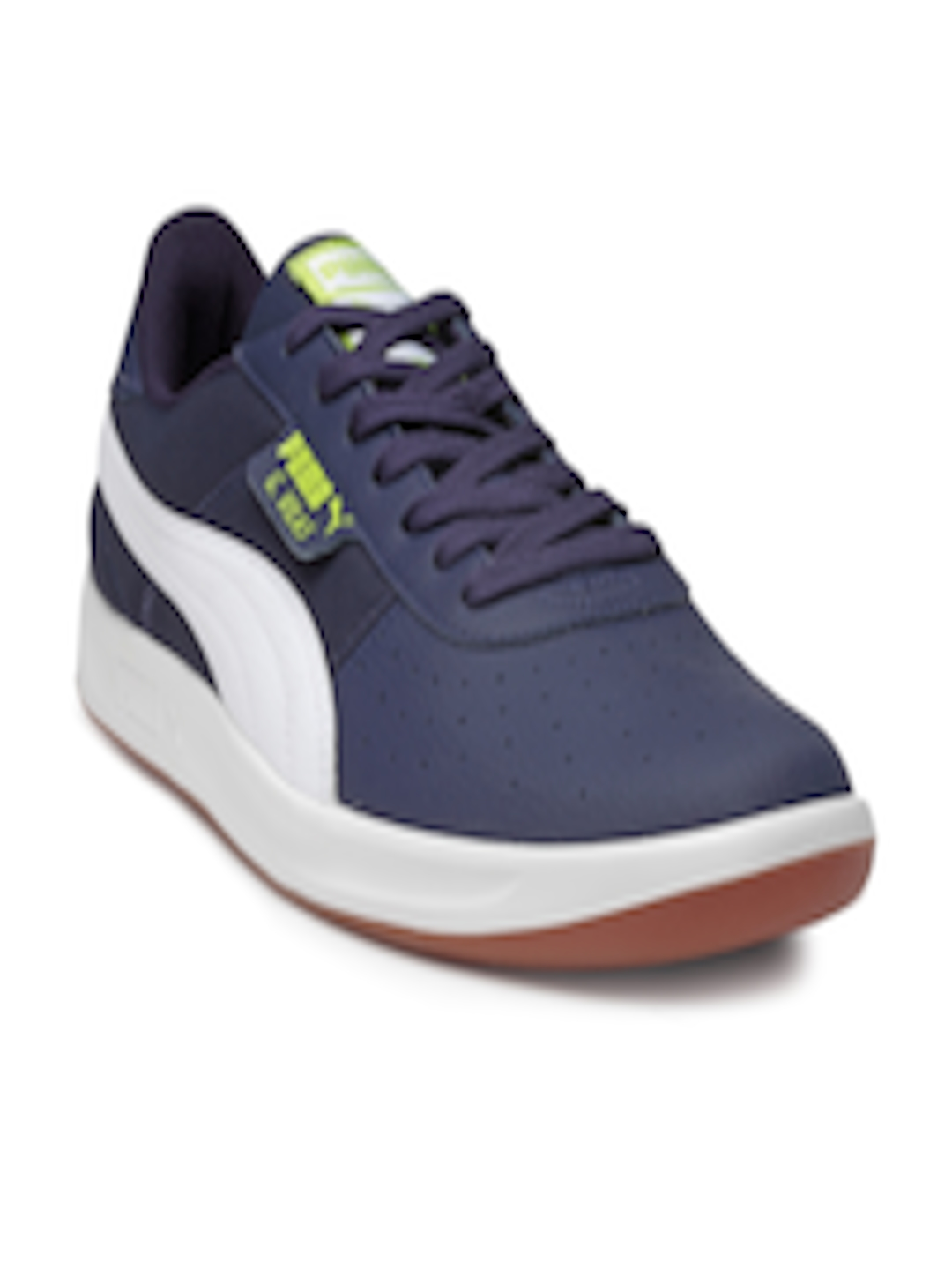 810a7f3e020 Buy Puma Men Navy Blue G. Vilas 2 Core IDP Peacoat Puma White Sneakers -  Casual Shoes for Men 6739141