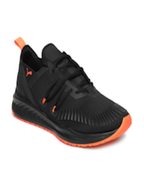 670c85949bab Buy Puma Men Black IGNITE Ronin Unrest Running Shoes - Sports Shoes for Men  6815957