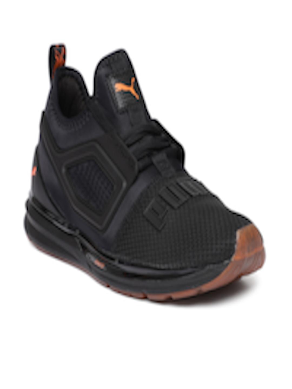 buy online 5b7d1 ce1cd Buy Puma Men Black IGNITE Limitless 2 Unrest Running Shoes - - Footwear for  Men