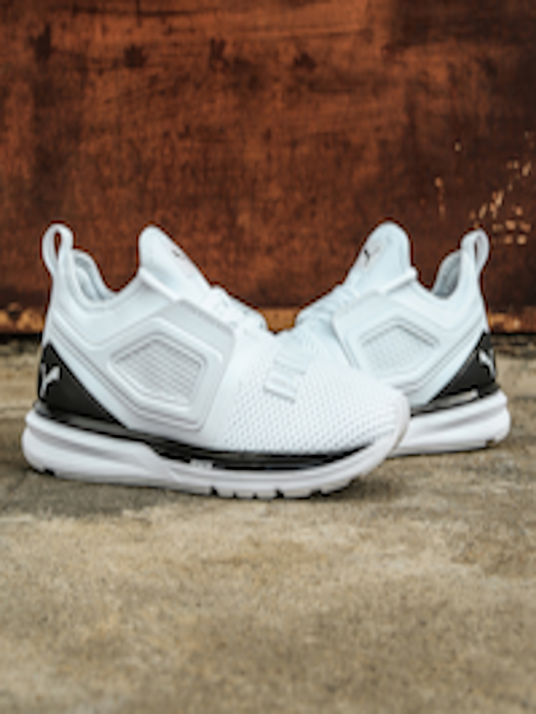 purchase cheap 2bd7e 0c3f9 Buy Puma Men White IGNITE Limitless 2 Running Shoes - - Footwear for Men