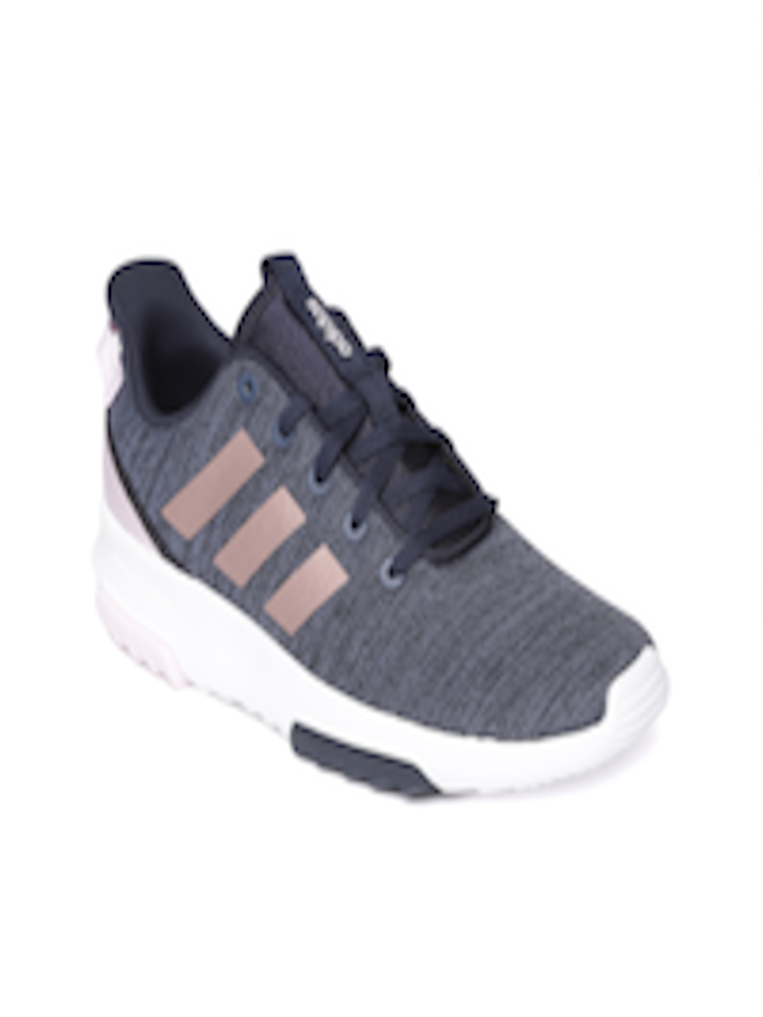 2bcabd6865d2e5 Buy ADIDAS Kids Navy CF Racer TR Running Shoes - Sports Shoes for Unisex  6841688
