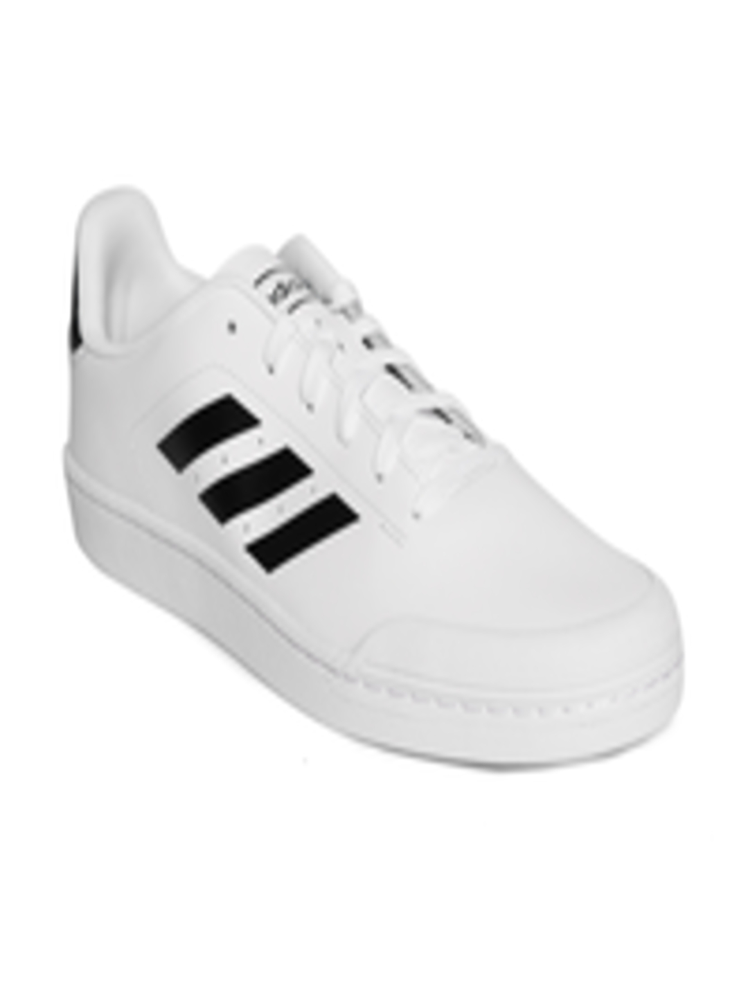 new style 4d2ca a7740 Buy Adidas Men White Court70S Tennis Shoes - Sports Shoes for Men 6841757   Myntra