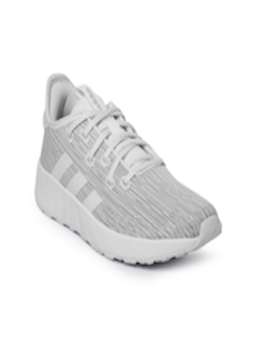 san francisco classic styles get online Buy ADIDAS Women White QUESTAR X BYD Running Shoes - - Footwear for Women