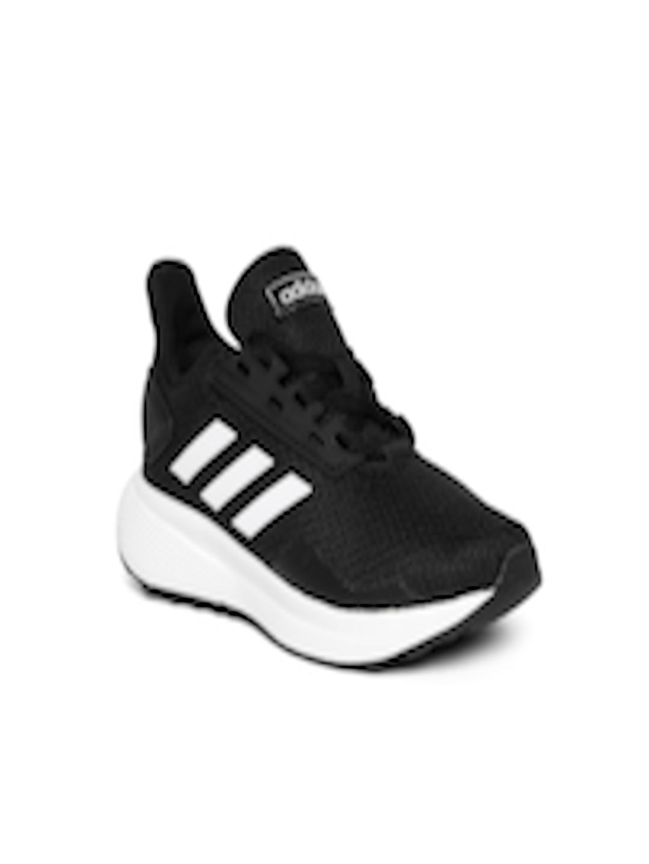 meet c61f4 a1f33 Buy ADIDAS Kids Black Duramo 9 Running Shoes - Sports Shoes for Unisex  6841843   Myntra