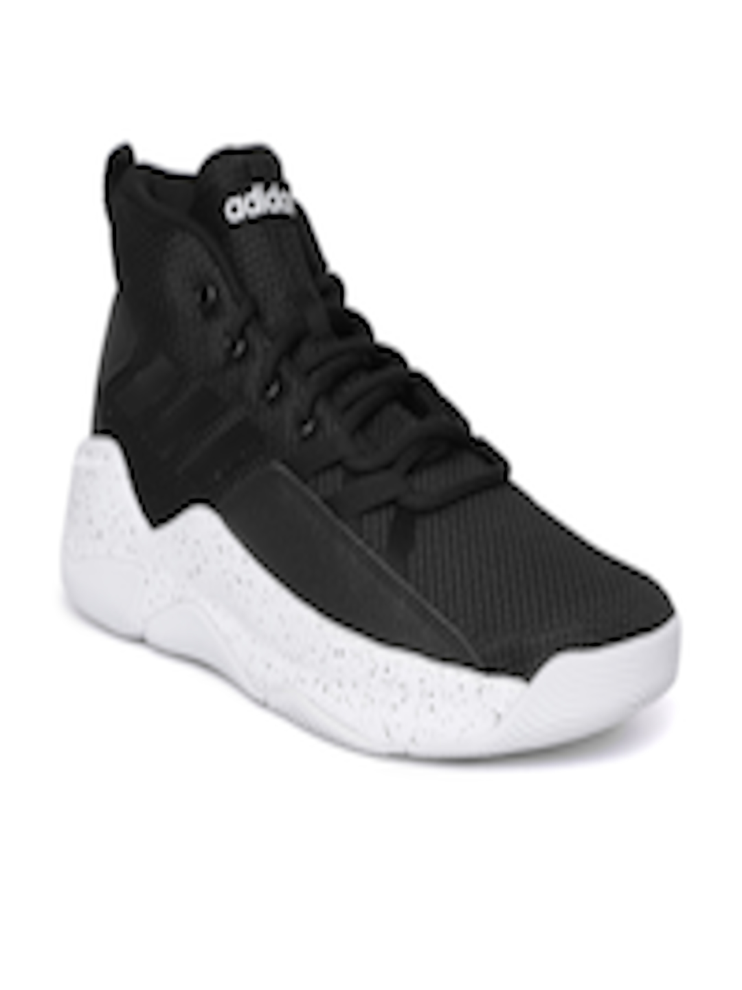 45d4e4d18a91 Buy ADIDAS Men Black Streetfire Basketball Shoes - Sports Shoes for Men  6841908