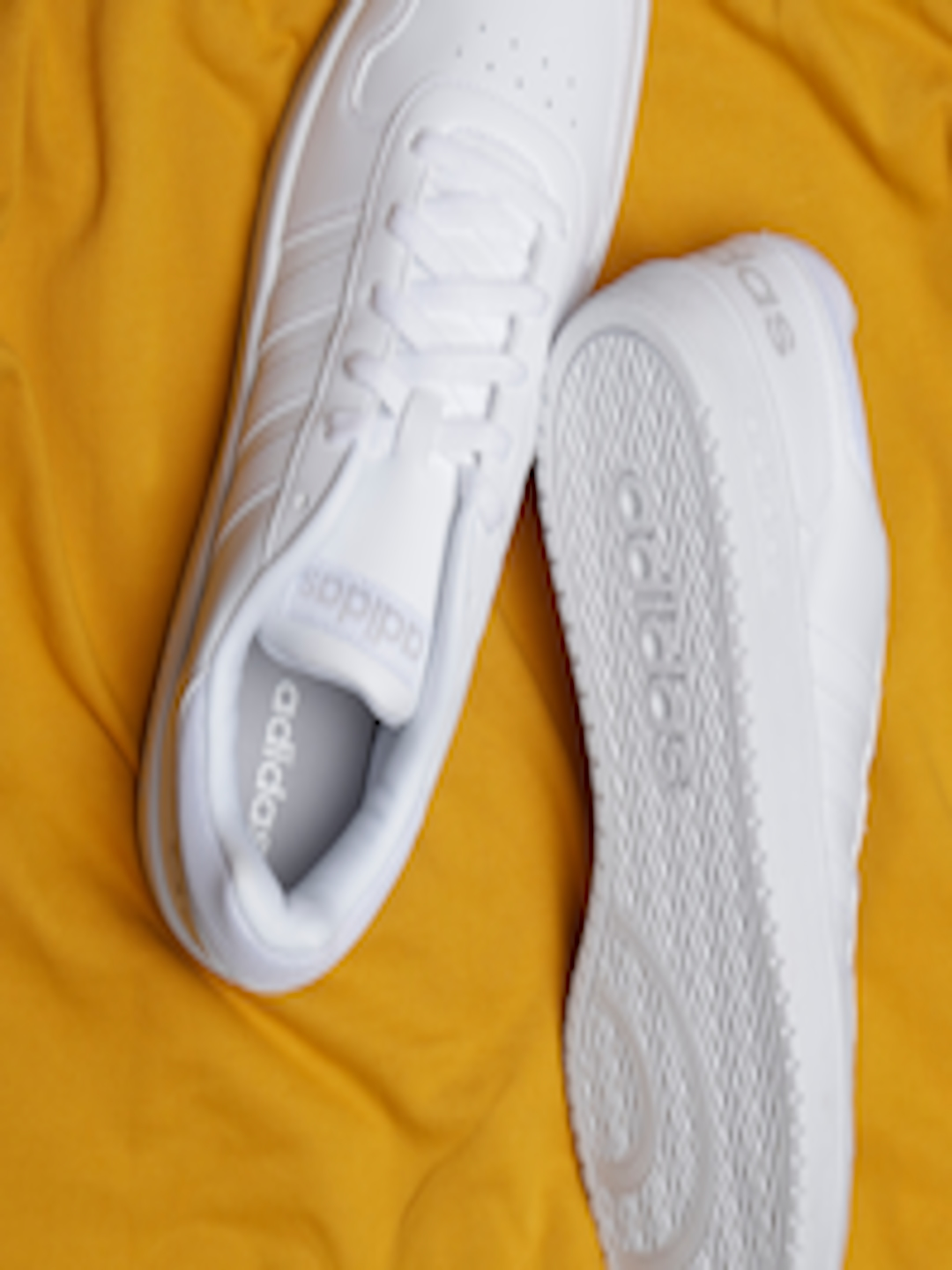 quality design 218f3 dfcc1 Buy ADIDAS Men White Hoops 2.0 Basketball Shoes - Sports Shoes for Men  6842079   Myntra