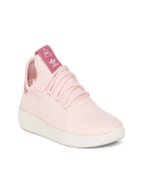 6fb1582c7 Buy ADIDAS Originals Women Pink Pharrell Williams Tennis HU Sneakers ...