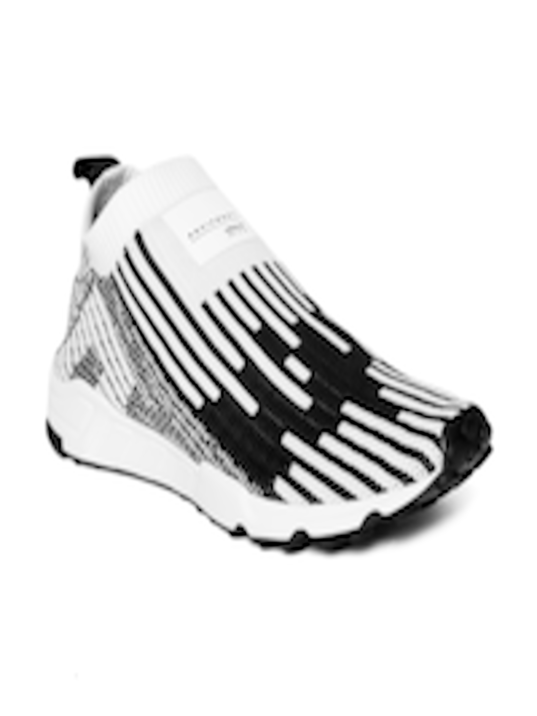finest selection 98e10 7a2f8 Buy ADIDAS Originals Men White  Black EQT Support SK PK Patterned Sneakers  - Casual Shoes for Men 6842310  Myntra