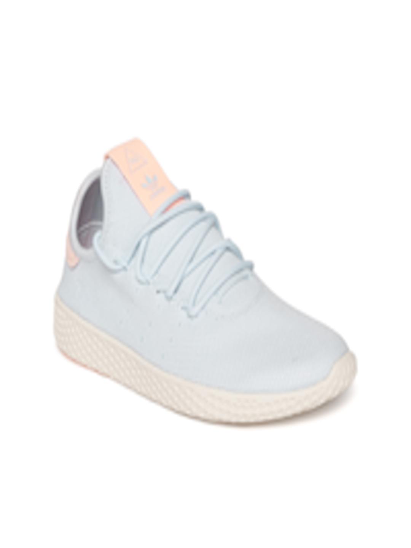 ee417a8c5 Buy Adidas Originals Women Blue Pharrell Williams Tennis HU Sneakers -  Casual Shoes for Women 6842394