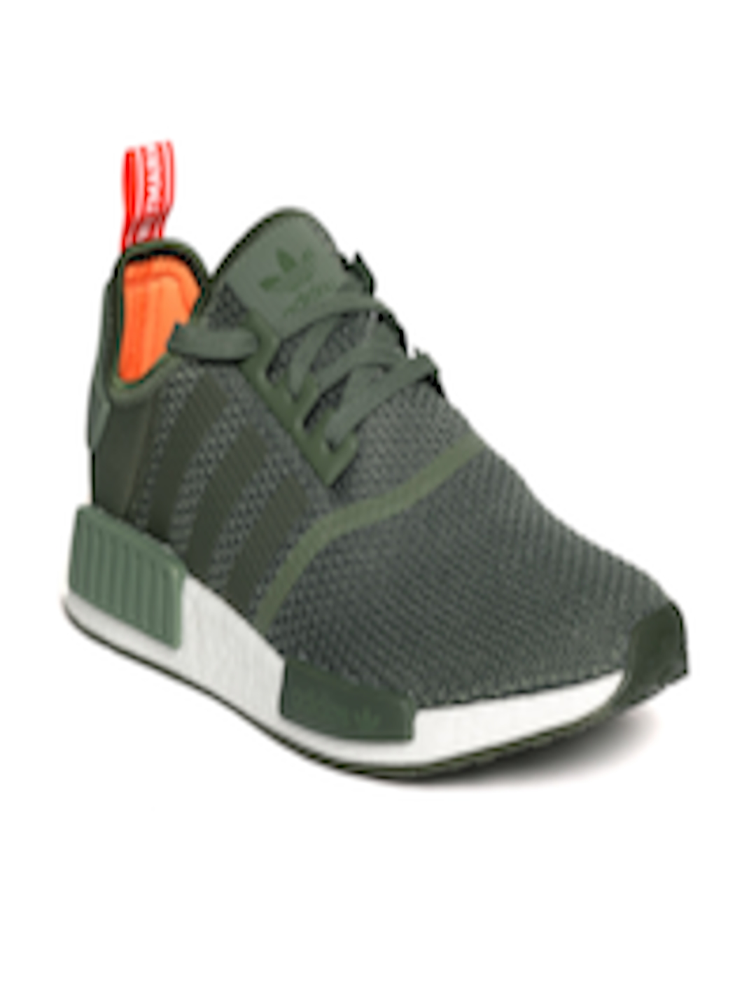 6ca9da72f Buy ADIDAS Originals Men Olive Green NMD R1 Casual Shoes - Casual Shoes for  Men 6842544