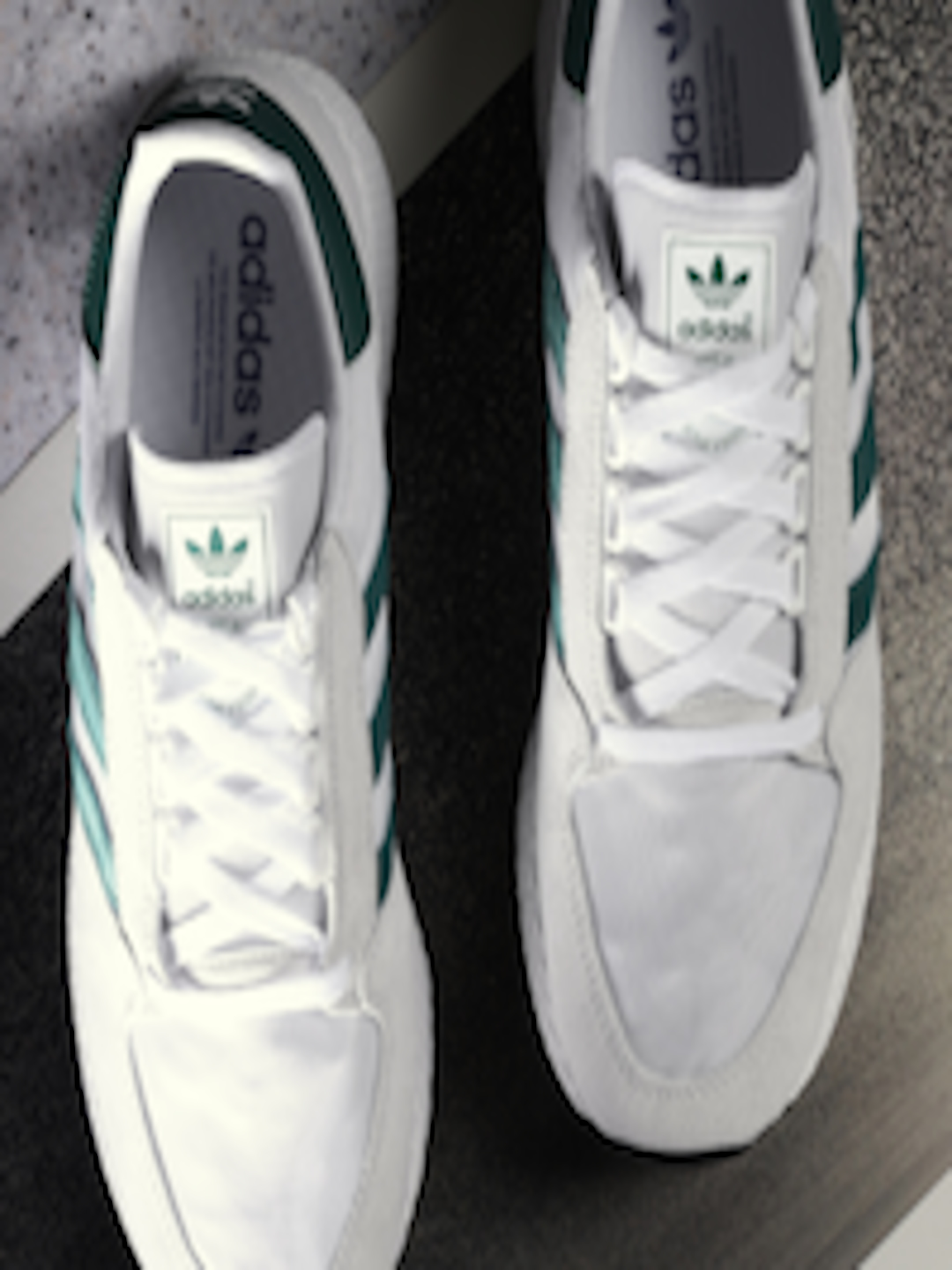 d52341b62ed Buy ADIDAS Originals Men Off White Forest Grove Sneakers - Casual ...