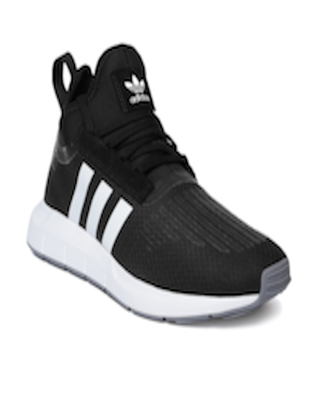 abce14402c227 Buy Adidas Originals Men Black Swift Run Barrier Sneakers - Casual Shoes  for Men 6842582