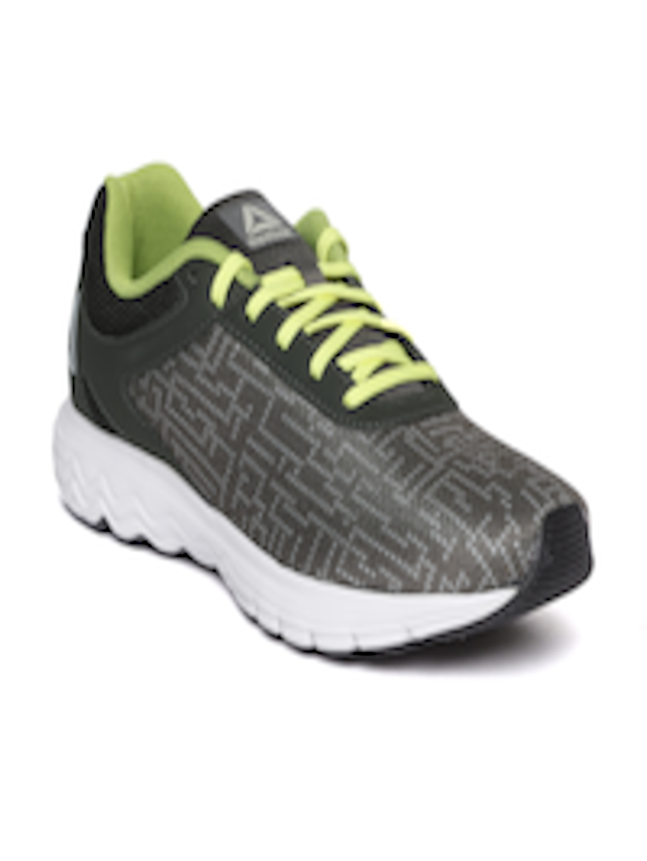 1ce86108ba8 Buy Reebok Men Grey Zeal Running Shoes - Sports Shoes for Men 6916865