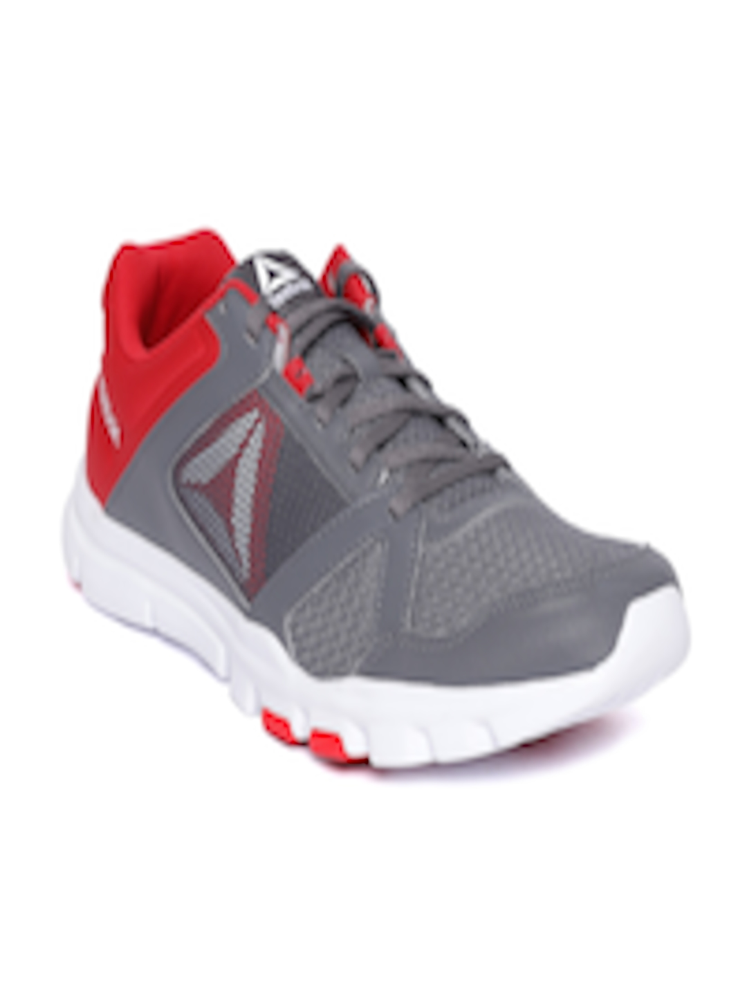a943dbbf0cb7 Buy Reebok Men Grey YOURFLEX TRAIN 10 MT Training Or Gym Shoes - Sports  Shoes for Men 6916958