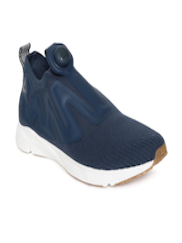 Buy Reebok Unisex Navy Blue PUMP SUPREME ULTK Running Shoes Footwear for Unisex