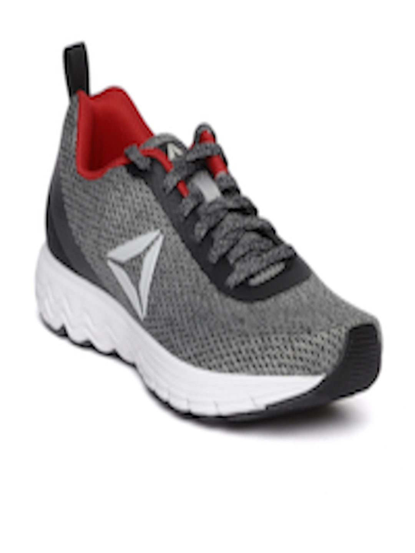 43f98ffadd7 Buy Reebok Men Grey Zoom LP Running Shoes - Sports Shoes for Men 6917022