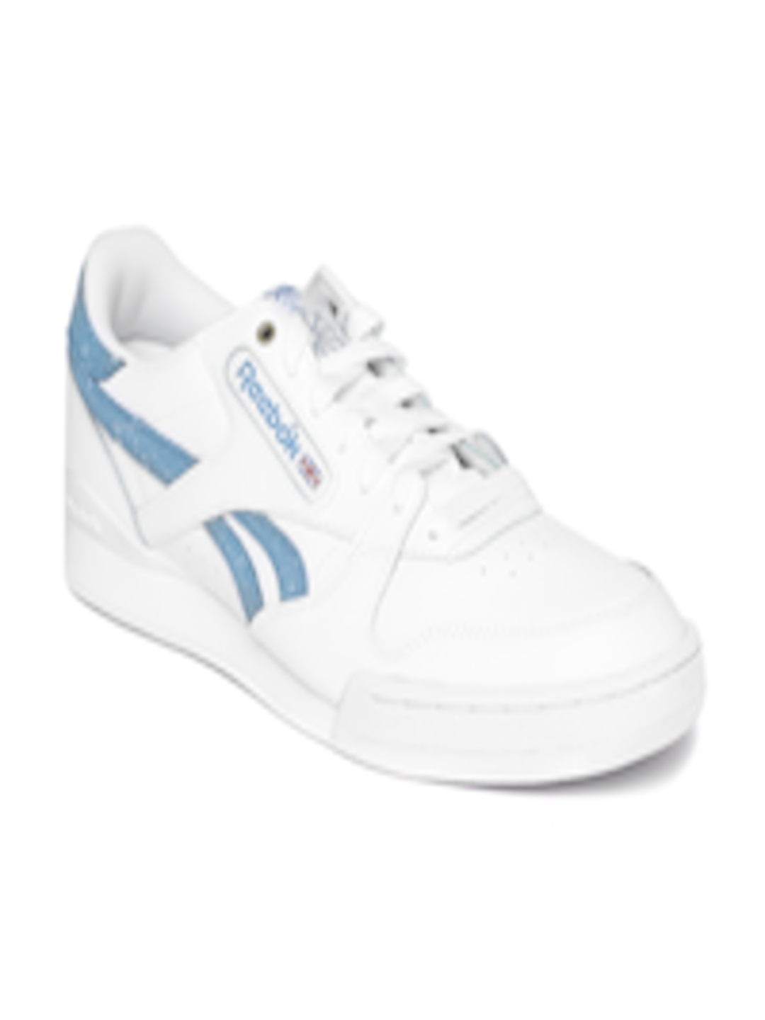 7078cb0f1d533 Buy Reebok Classic Men White PHASE 1 PRO MU Leather Sneakers - Casual Shoes  for Men 6917449