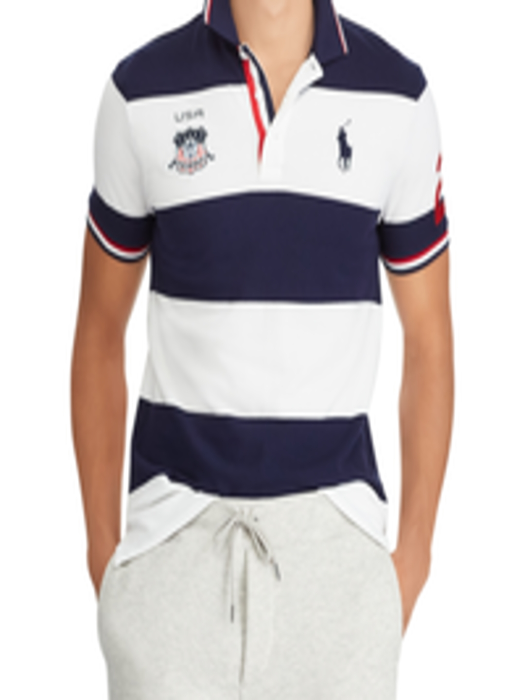 efbe477bfcce Polo Ralph Lauren Slim Fit Mesh Polo Shirt - BCD Tofu House