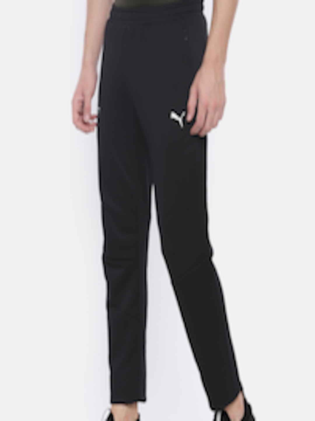 60a4ef1a6ee4 Buy Puma Men Black MAPM T7 Track Pants - Track Pants for Men 7143768 ...