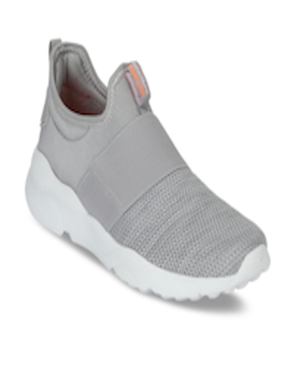 Men Grey Athleisure Sports Range Walking Shoes