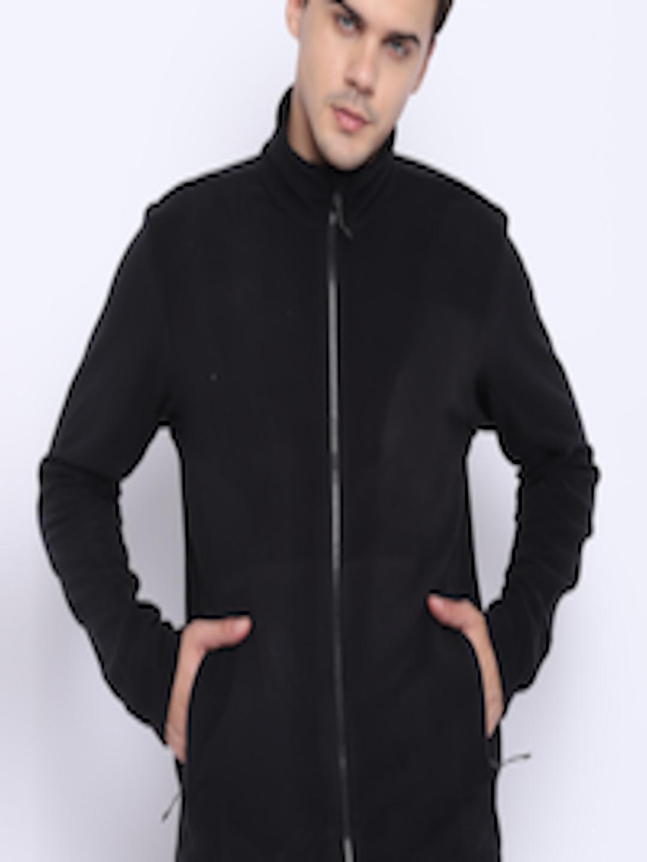 e4d896ded0 Buy Adidas Men Black Tivid Fleece Sweatshirt - - Apparel for Men