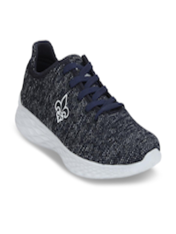Men Blue Running Shoes