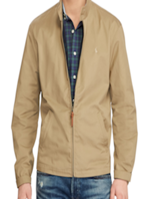 8780f8b3b77b Buy Polo Ralph Lauren Cotton Twill Jacket - Jackets for Men 7481338 ...