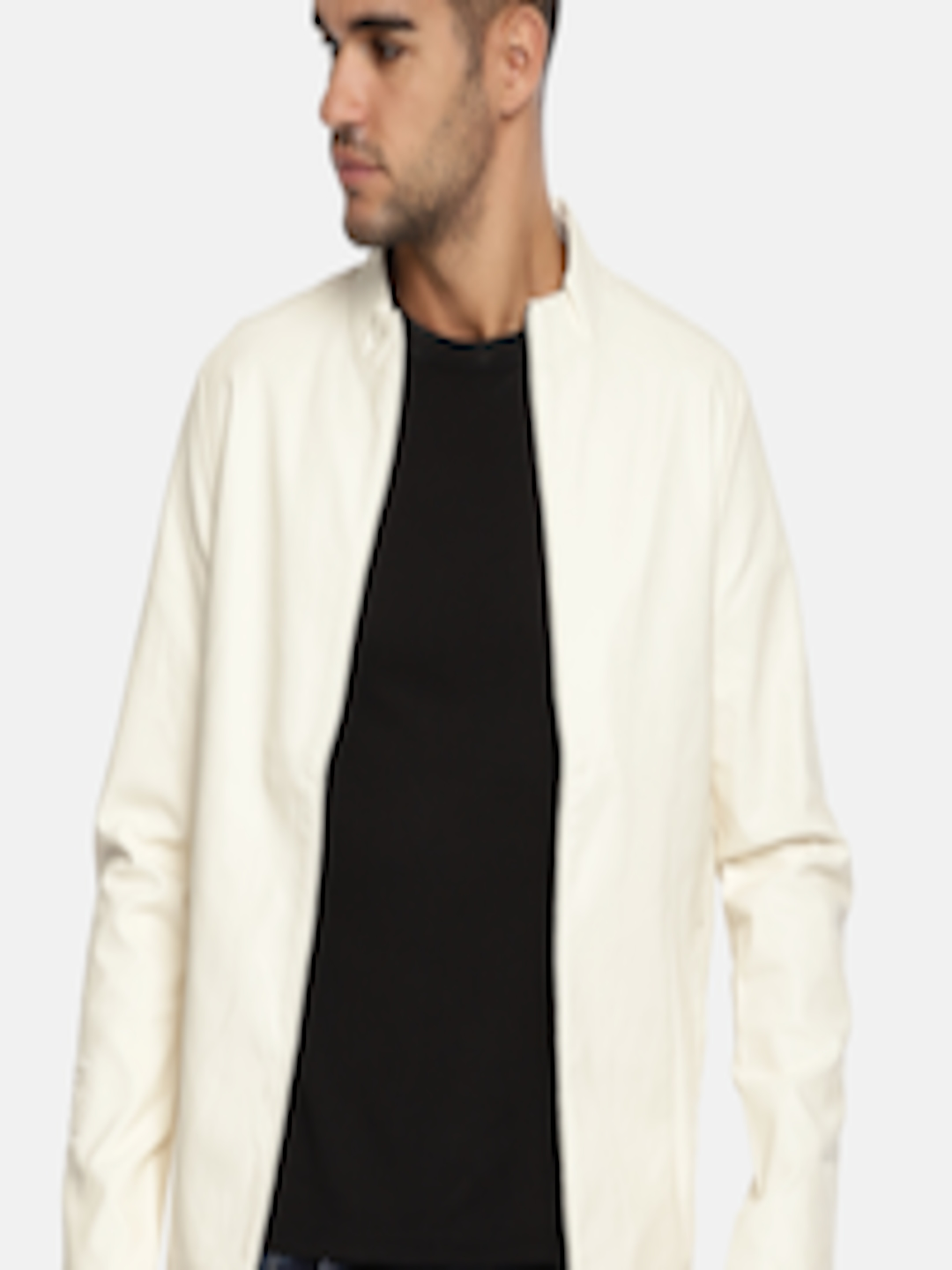 1ea10e70b Buy Pepe Jeans Men White Solid Tailored Jacket - - Apparel for Men