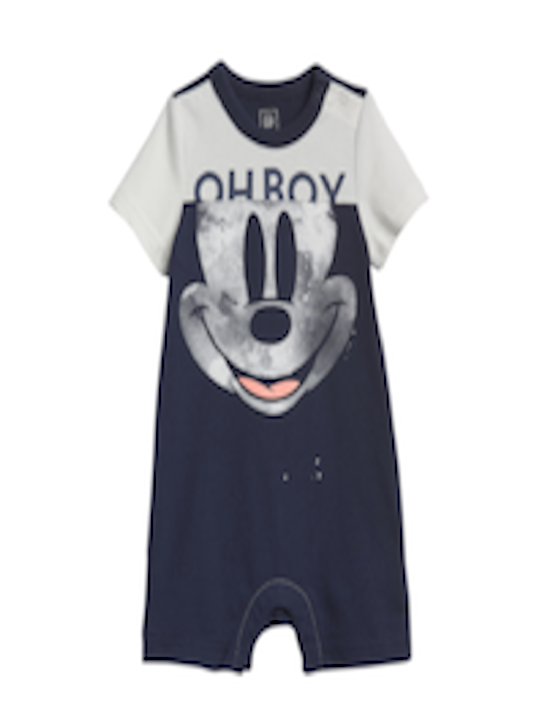 92a986dc27ea Buy GAP Babygap   Disney Mickey Mouse Shorty One Piece - Bodysuit ...