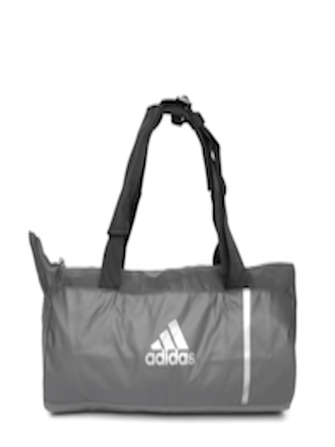 Buy ADIDAS Unisex Grey Convertible Training Duffle Bag Cum Backpack -  Duffel Bag for Unisex 7587047  c233768a6c92b