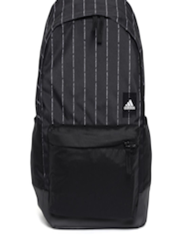 Buy Adidas Unisex Black Solid C. BP POCKET M Backpack - Backpacks for Unisex  7587048  5b3bc5b54982f