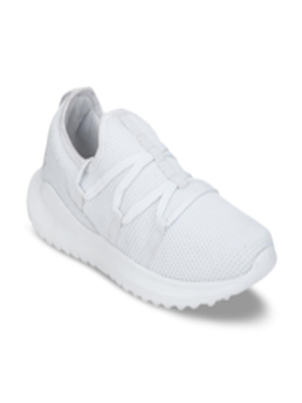 Men White Walking Shoes