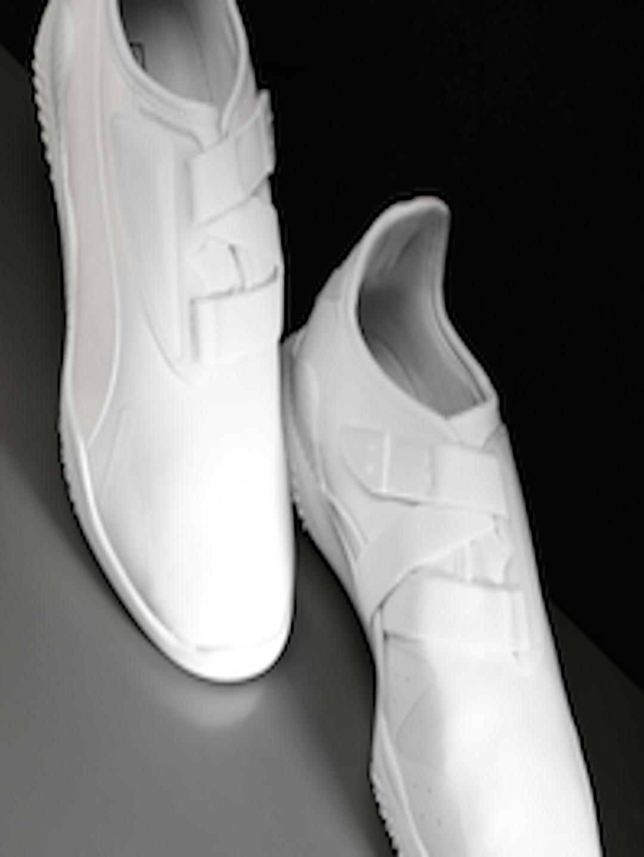 revendeur b85da 348f6 Buy Puma Women White Mostro Sneakers - - Footwear for Women