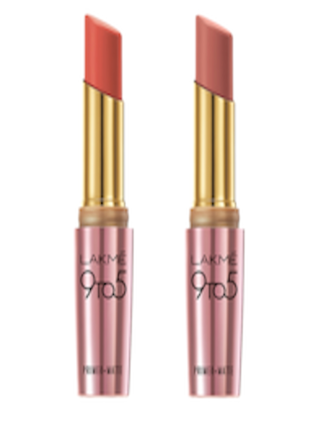 Lakme 9 to 5 Primer + Matte Lipstick Collection   Review