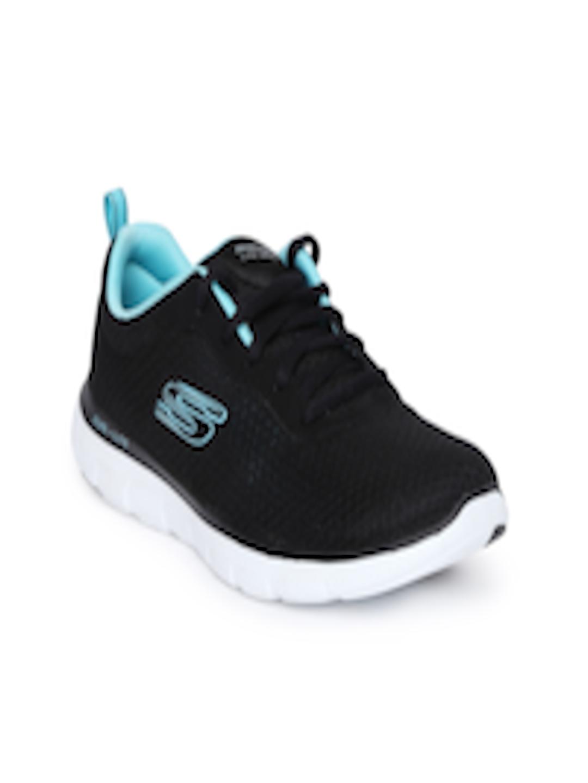 71f09b0e284a Buy Skechers Women Black FLEX APPEAL 2.0 NEWSMAKER Running Shoes - Sports  Shoes for Women 7777838