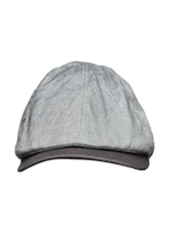Buy Levi s Men Grey Newsboy Cap - Caps for Men 808450  7977e494f36