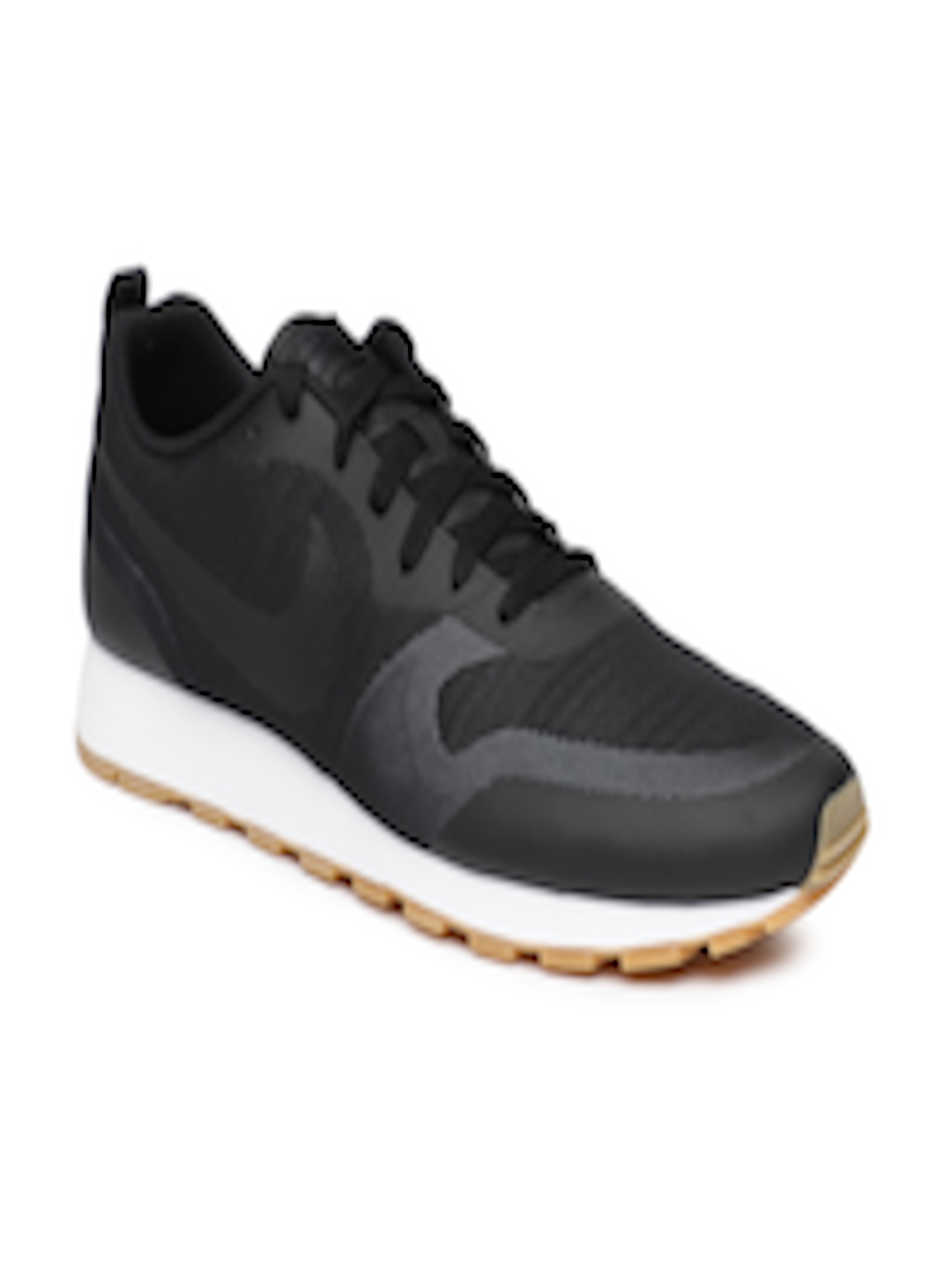 Buy Nike Men Black MD RUNNER 2 19 Sneakers Footwear for Men